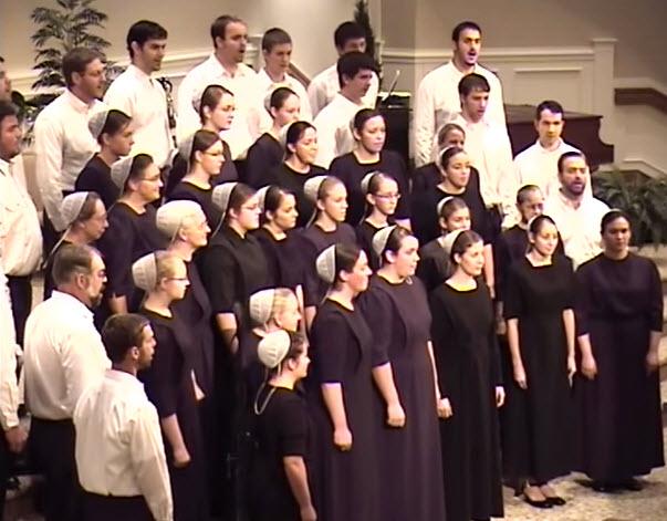 Antrim Mennonite Church Choir