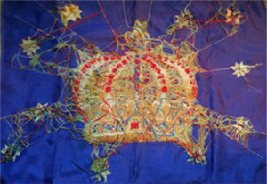 Pilgrim's Rock Blog Post by Dr. Craig Biehl - How Darkness and Weakness Become Our Strength - Crown Tapestry Back