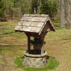 Pilgrim's Rock Blog Posts by Dr. Craig Biehl - The Wishful Atheist - Wishing Well