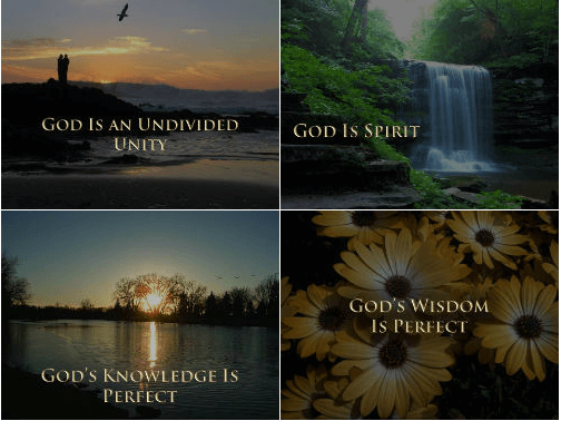 Pilgrim's Rock Online Course Unbreakable Faith: God's Knowledge Is Perfect