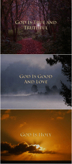 Pilgrim's Rock Online Course Unbreakable Faith: God Is Good and Love