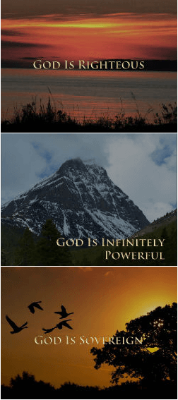 Pilgrim's Rock Online Course Unbreakable Faith: God Is Infinitely Powerful