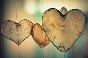 Is Love to God No More Than Self-Love? - Weekly Blog Post by Dr. Craig Biehl - wooden wind chimes