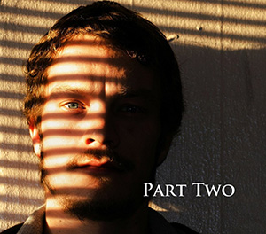 Spiritual Sight and Blindness (Part 2): Holiness as the Beauty of God and His Works - man with shadow of sun on his face through vertical blinds of a window